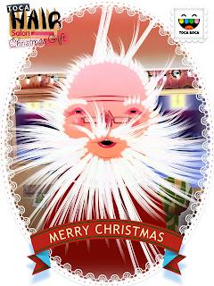 toca hair salon christmas gift onequartermama.ca