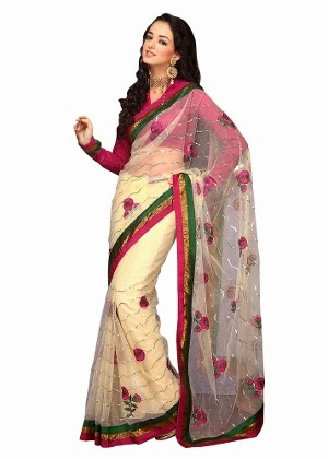 Buy Traditional Silk Saree Online