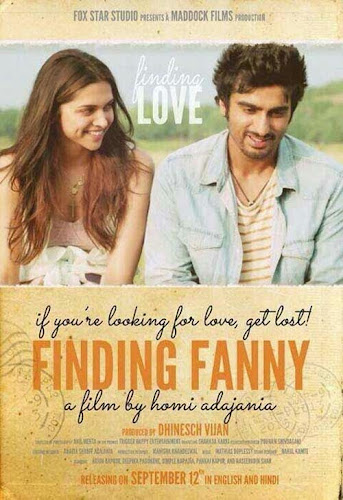 Finding Fanny (2014) Movie Poster No. 1