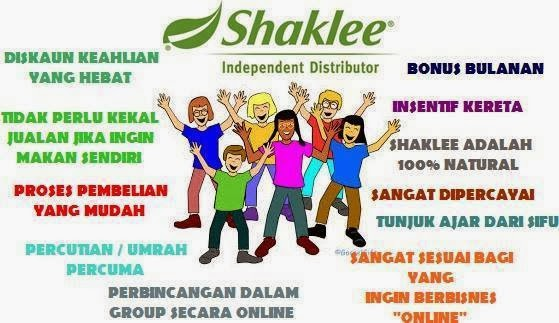 cara join shaklee