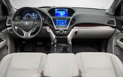 Acura on First Look 2014 Acura Mdx   New Cars Reviews