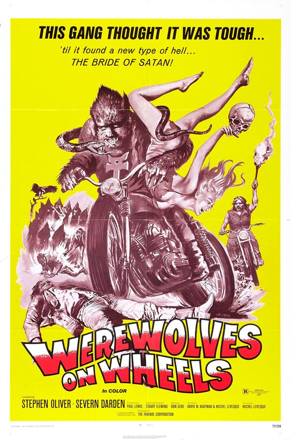 warewolves on wheels movie