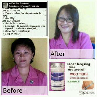 Obat pelangsing tubuh tradisional