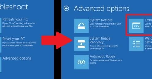 Sinau-Belajar: Cara Memperbaiki Windows 8 Yang Gagal Boot | Pakar SEO ...