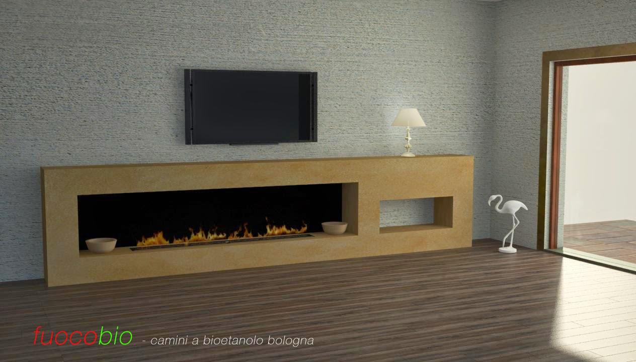 Camini Incassati Nel Muro: Casabook immobiliare ambienti contemporanei per una casa di. Esempio ...