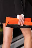 Сгъваема чанта клъч на Виктория Бекъм