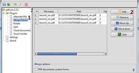 cara menggabungkan file pdf online