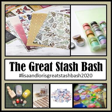 February's Great Stash Bash challenge
