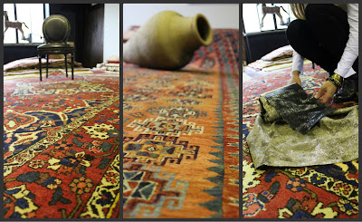 Handwoven Tribal Rugs Turkoman Chobis Interior Decorator Brisbane