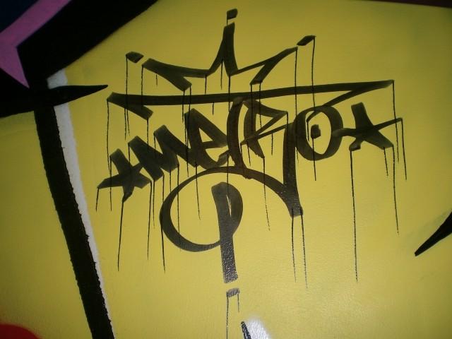 Graffiti Wallpapers King Metro Hand Tags Graffiti