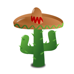 FREE Mexican Themed Clip Art ~ Abigail Sage