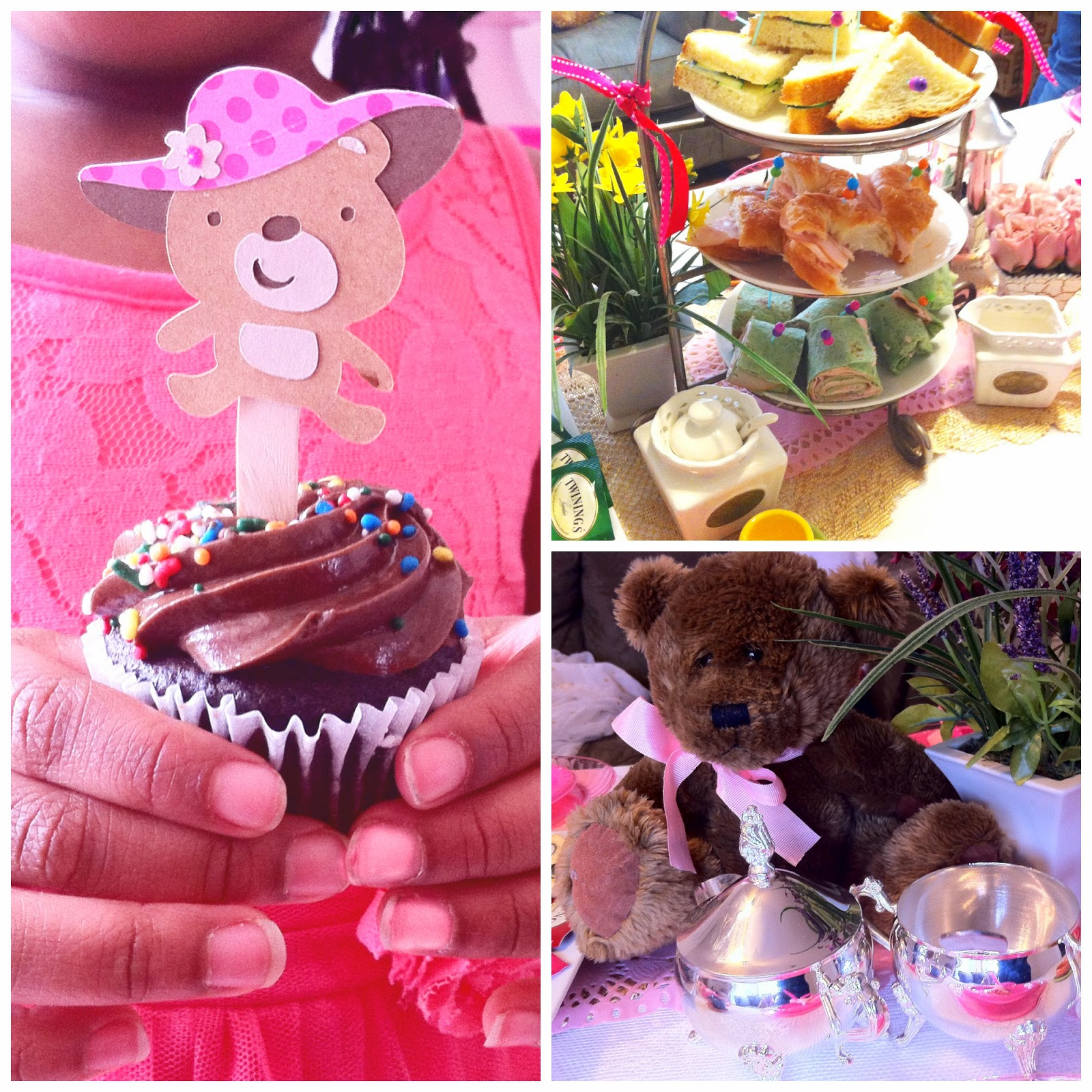Cupcake Wishes & Birthday Dreams: {Real Party} Teddy Bear Tea Party ...