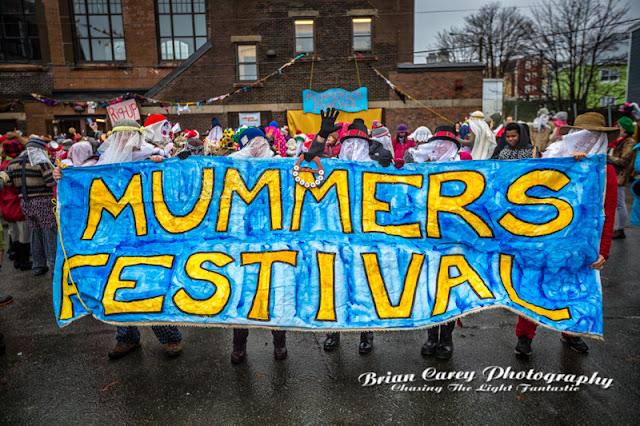 2015 Mummers Festival, St John's Newfoundland by Brian Carey