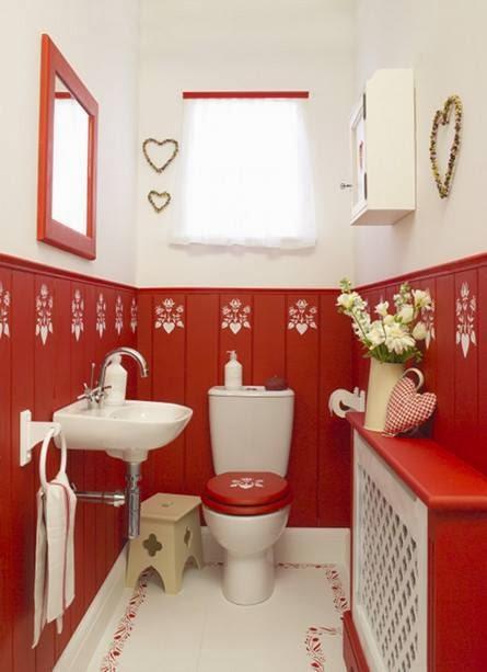 decoracao banheiro retro : decoracao banheiro retro:Time Tunnel Girl: Decoração Vintage: Banheiro