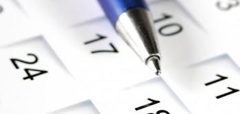 Calendario de lectura 2013