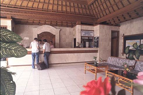 Matahari Bungalow Lobby