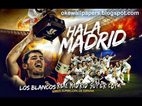 Iker Casillas Real Madrid 2012 2013 Wallpaper