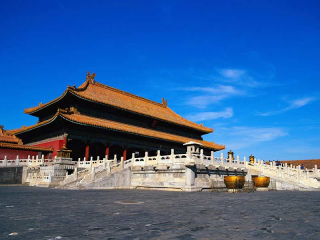 5. Forbidden city