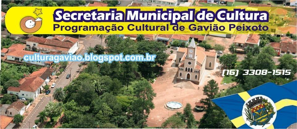 Secretaria de Cultura de Gavião Peixoto
