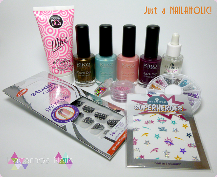 Ganador del Sorteo de Just a Nailaholic!. HAGAMOS NAILS