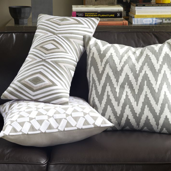 West elm pillow