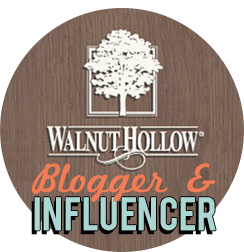 Guest Blogger Walnut Hollow