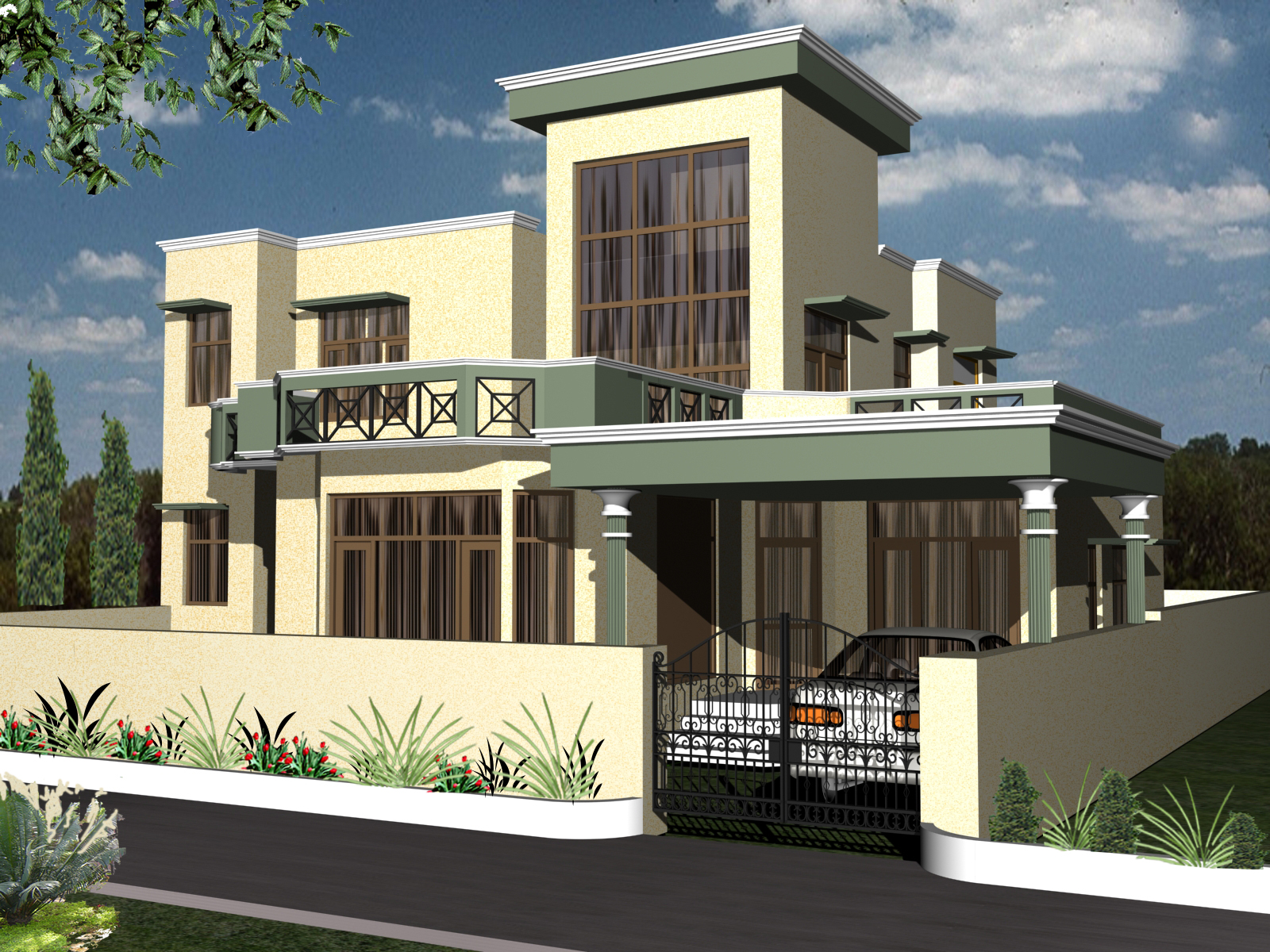 Duplex Plans India Images. Modern Beautiful Duplex House Design ...