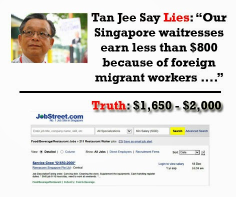 Who is Tan Jee Say?