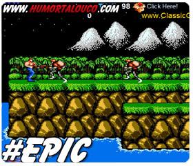 Game da semana [18] - Jogar Jogo Contra - Snowfield Battle