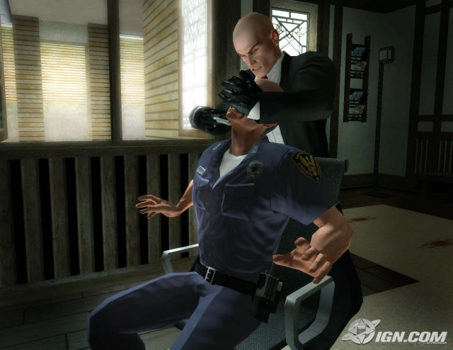 Hitman 4 Blood Money PC Full Español