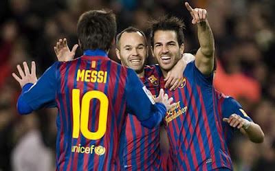 Barcelona 5 - 1 Levante (3)