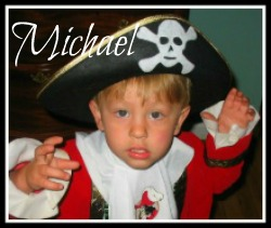 Mama&#39;s little Pirate