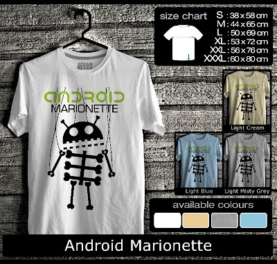 kaos distro android marionette