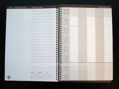 customizable planner