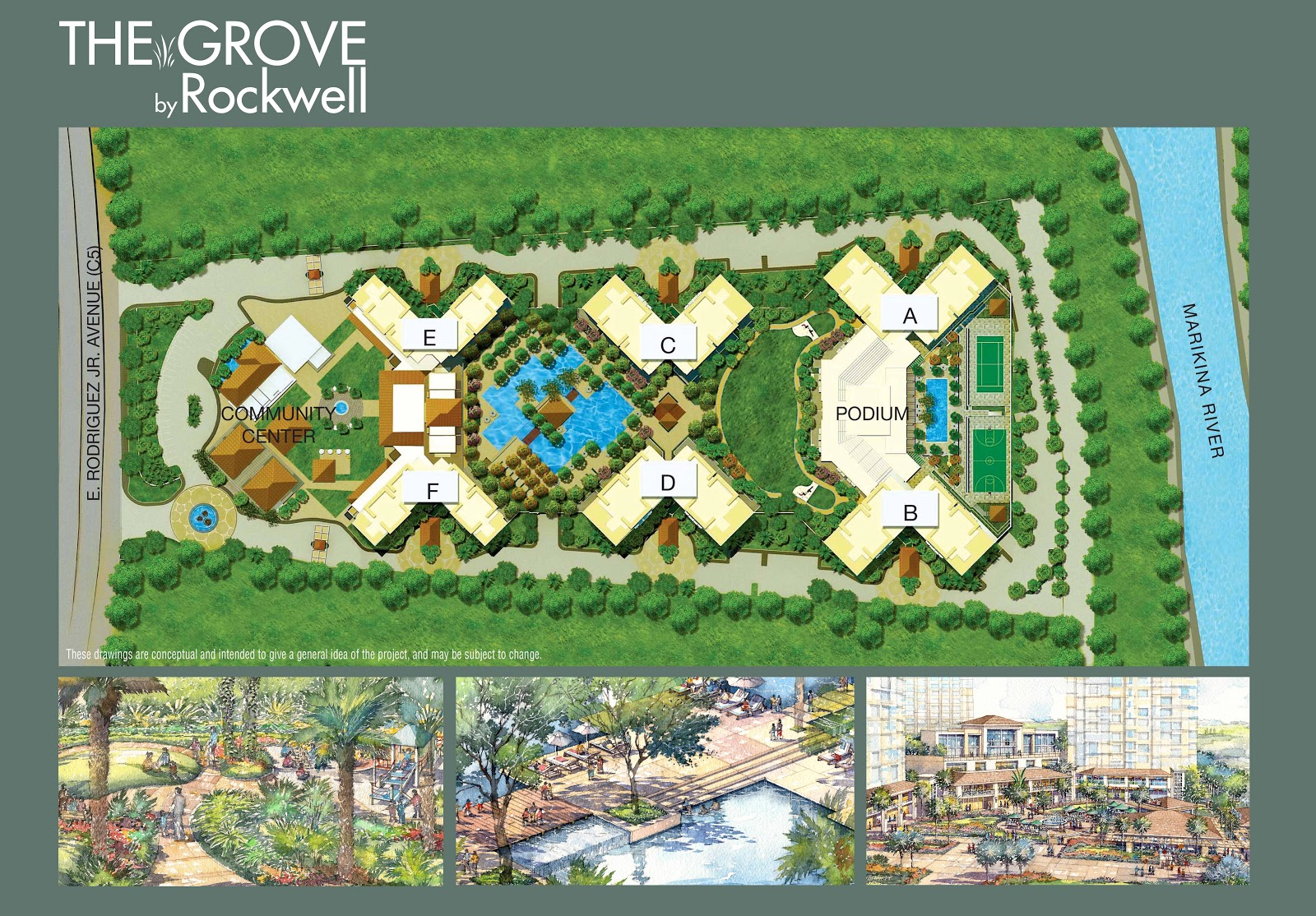 Living In Luxury The Grove By Rockwell Condo For Sale Pasig