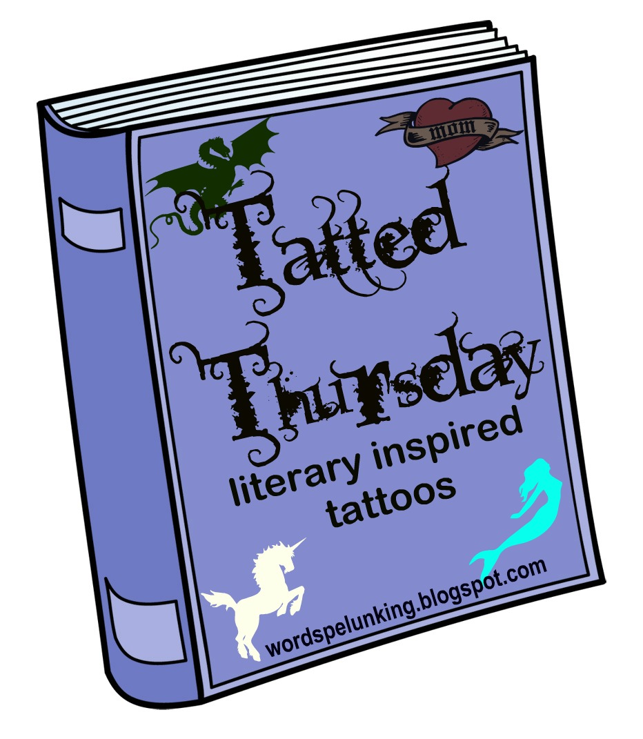 Word Spelunking Tatted Thursday 9