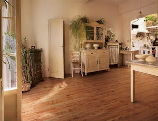 Laying Laminate Flooring Photo