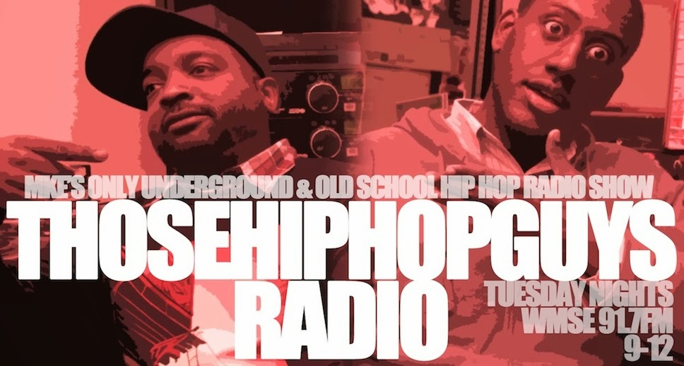 Those Hip Hop Guys Radio