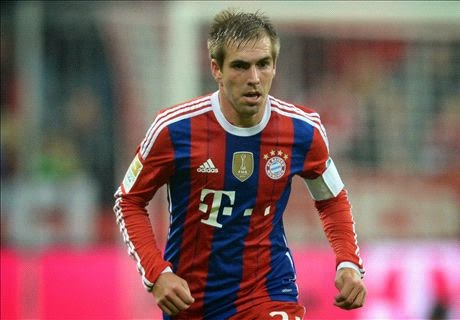 Philipp Lahm Kembali Perkuat Bayern Munchen