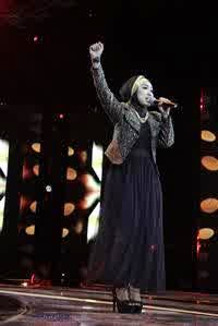 Biodata dan Foto Maesaroh Nurzakkah Indonesian Idol Pemain Sinetron Aku Anak Indonesia