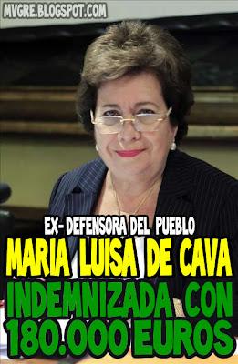 MARIA LUISA DE CAVA