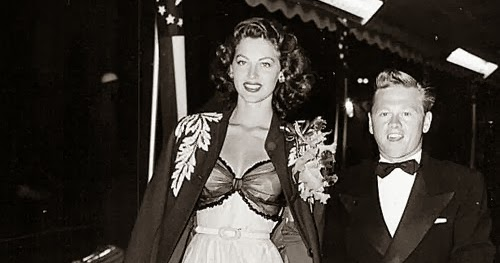Film Noir Photos: Out on the Town: Ava Gardner
