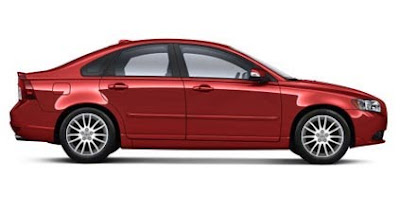 Volvo S40 Passion Red