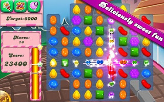 Install Candy Crush Saga to your Kindle Fire Tutorial Candy Crush Saga