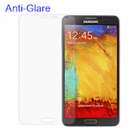 Anti-glare LCD Screen Protector Film for Samsung Galaxy Note 3 N9000 N9002 N9005