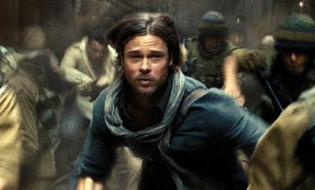 Brad Pitt 2013 World War z Brad Pitt Returns to World War