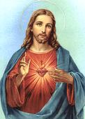 Folhinha virtual do Sagrado Coração de Jesus