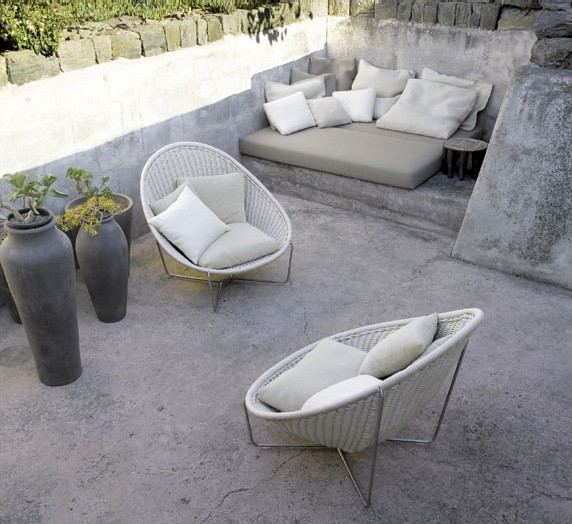 Gil cimento queimado e concreto bancadas pisos coloridos com brilho opaco escadas e paredes - Patio furniture ideas pinterest ...