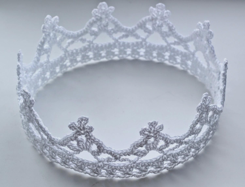 схема бисероплетения корона