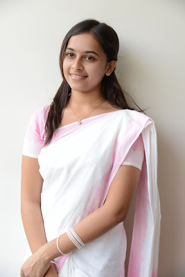 Sridivya Latest Gorgeous Photos 012 Sridivya New Gorgeous Photos at Mallela Teeramlo Sirimalle Movie Press Meet